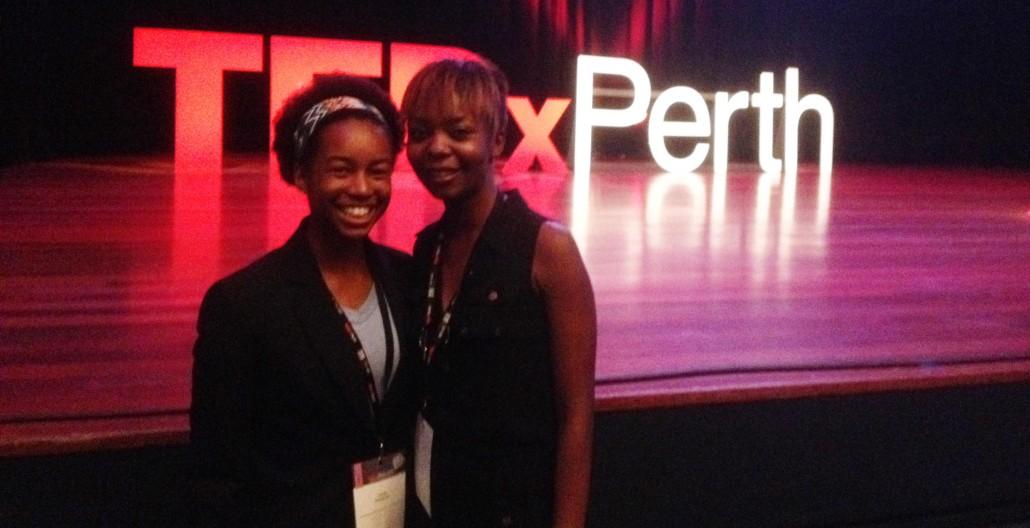 Taku and Thabi Youth Inspiration_Taku TEDxPerth blog