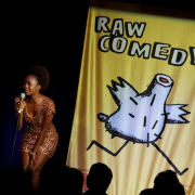 3 Stand-up comedy_International Women's Day_Make it happen blog
