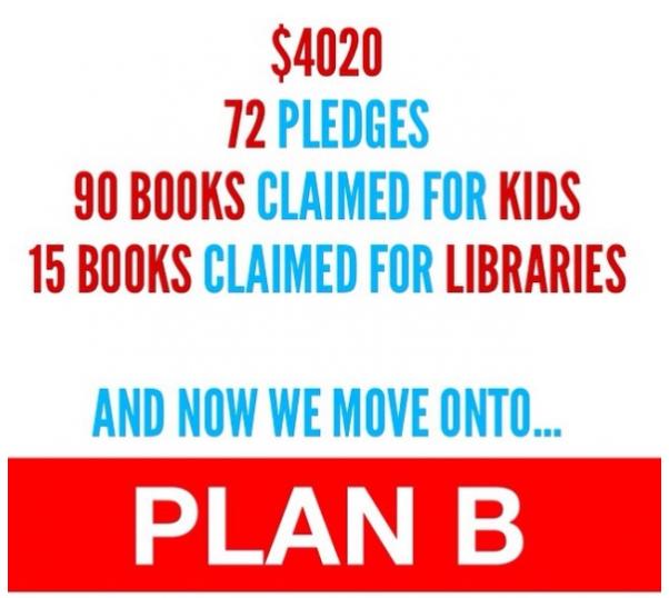 Finally tally plan B
