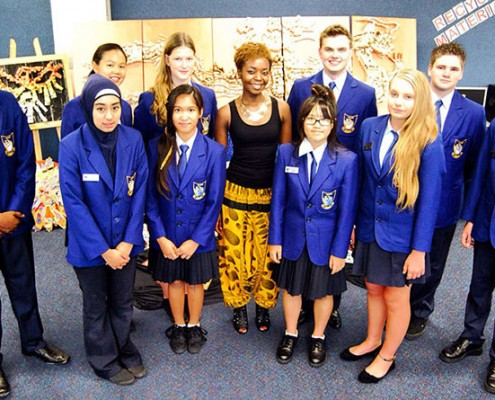 Lynwood Senior High School Talks_Taku_Harmony Day