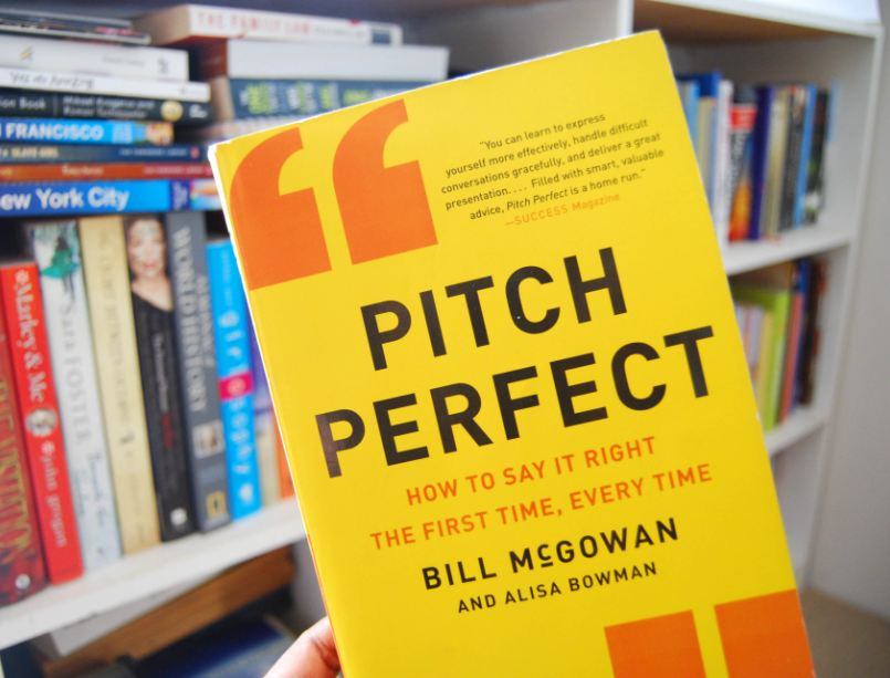 Pitch Perfect by Bill McGowan Taku Shark Tank