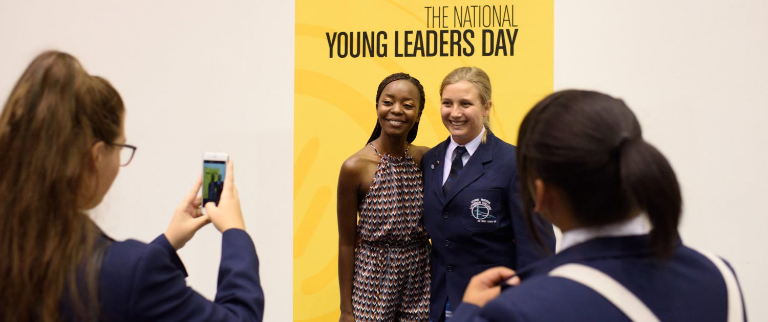 Halogen Foundation National Young Leaders Day Perth