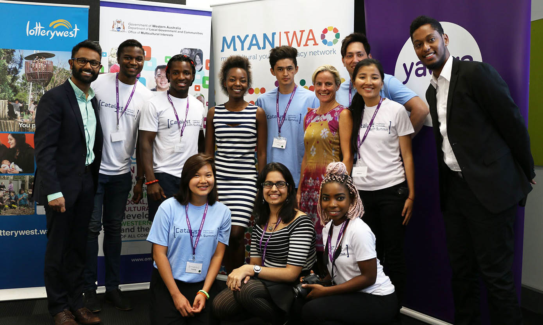 Youth Affairs Council of WA YACWA Catalyst Perth