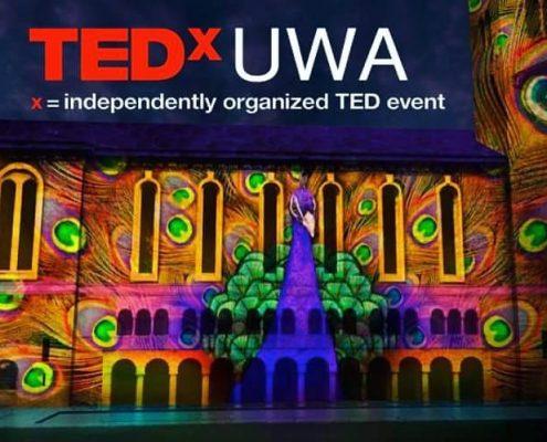 TEDxUWA Talk Taku Perth Australia