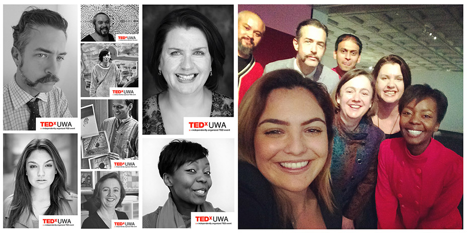 TEDxUWA Speakers Perth TED Talks Australia