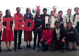 TEDxUWA Ted Talk Perth Taku Scrutton