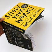 Taku Podcast Book Review Austin Kleon