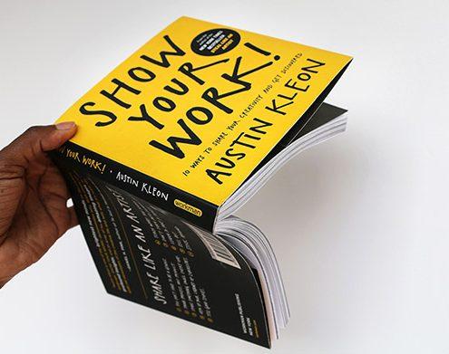 Taku Podcast Book Review Austin Kleon