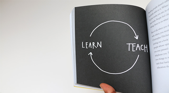 Taku Podcast Book Review Austin Kleon Teach