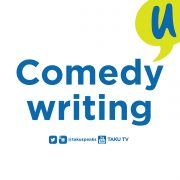Two Words Taku Comedy Writing