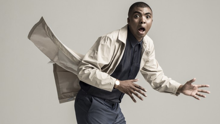 Loyiso Gola Melbourne Comedy Festival