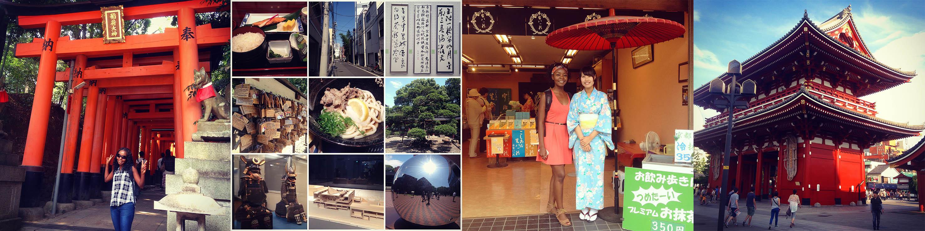 Taku Japan Trip