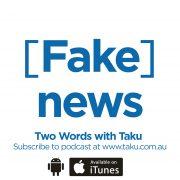 Fake News Interview Journalist Kerry Cue Australia