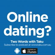 Taku Podcast Online Dating Profile Poem