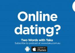 Taku Podcast Online Dating Profile Poem