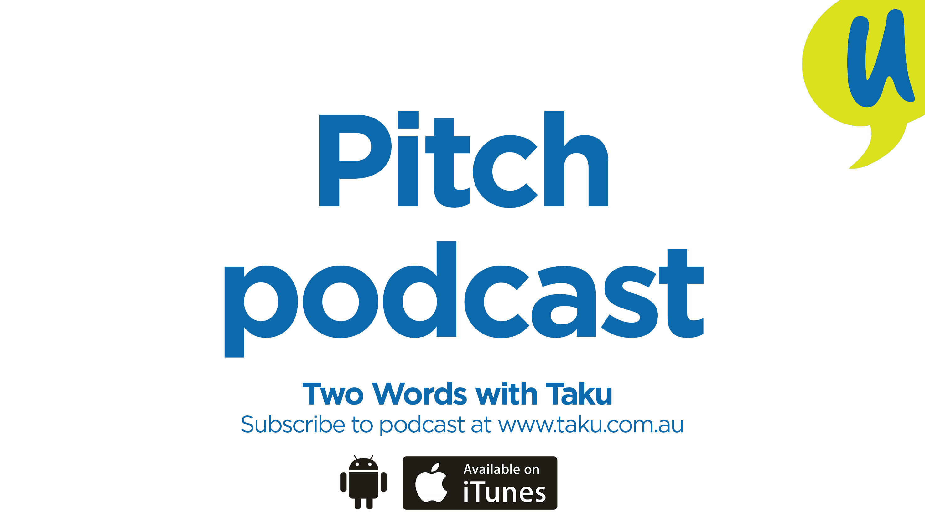Pitch Podcast Nova Podquest Australia ACast