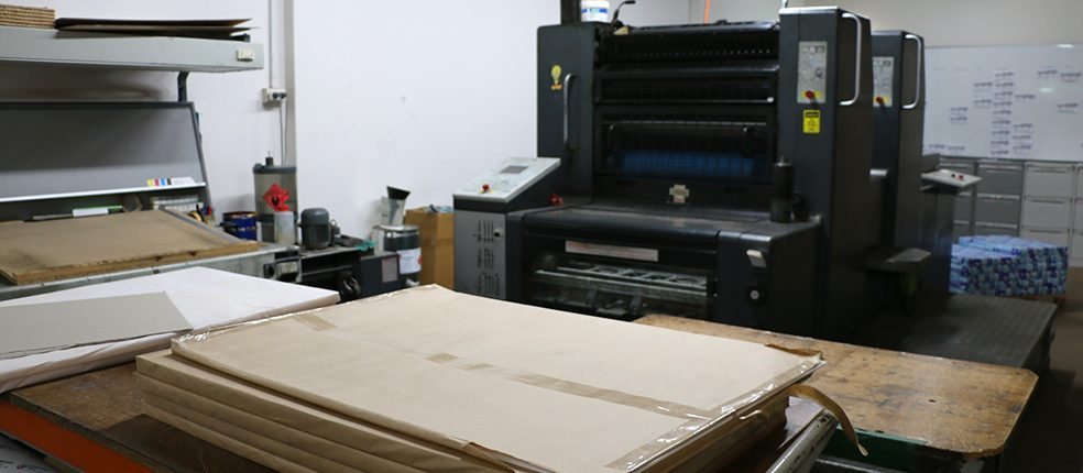 Printing space Minuteman Press Abbotsford Taku Podcast Interview