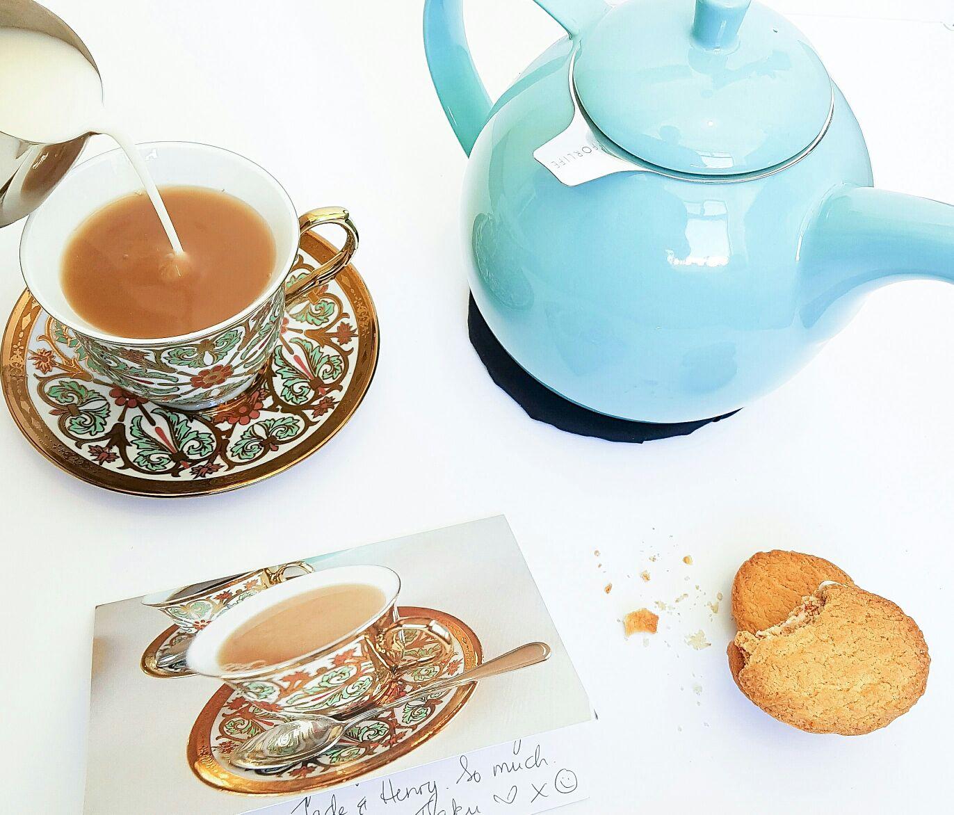 Tea is for Taku Katie Best Friend Podcast Australia