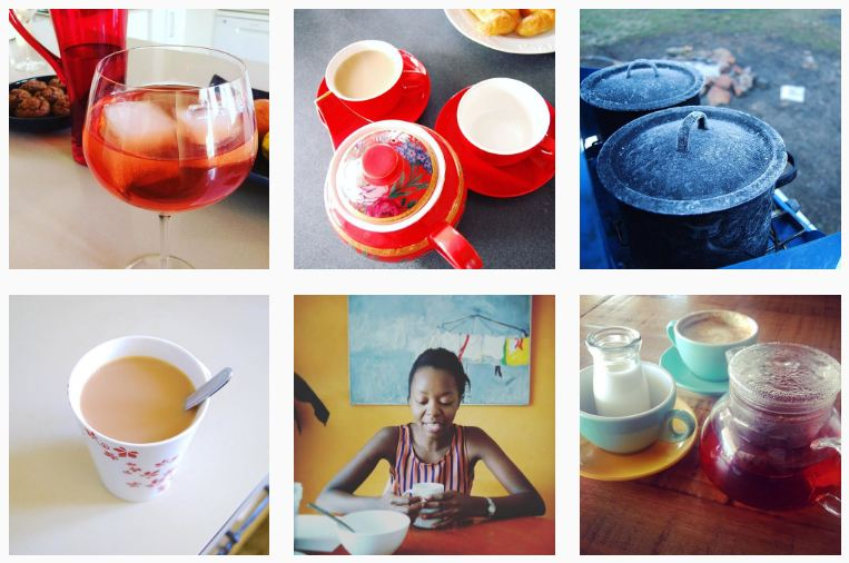 Tea is for Taku Speaks Instagram Photos