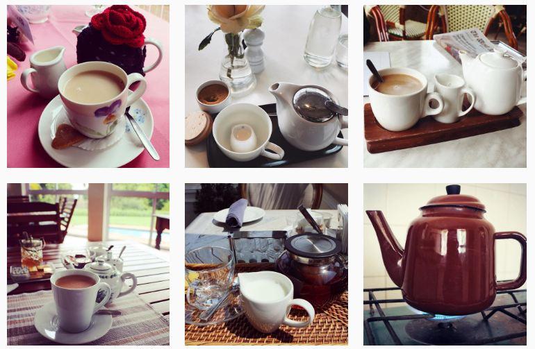 Tea is for Taku Speaks Instagram