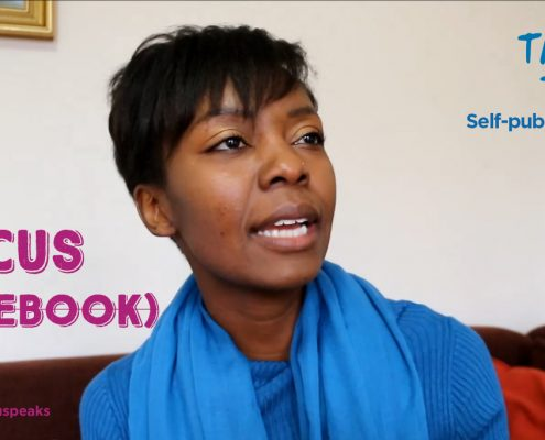10. Self-publish a book Taku Mbudzi Podcast Australia Focus not Facebook