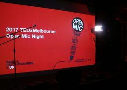TEDxMelbourne Open Mic Night - Public Speaking