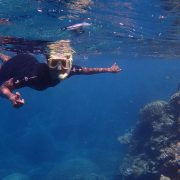 Taku Mbudzi Snorkelling Great Barrier Reef Silence Podcast