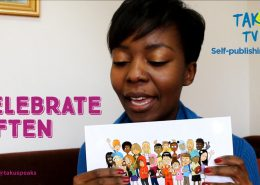 11. Self-publish a book Taku Mbudzi Podcast Australia Celebrate Small Milestones
