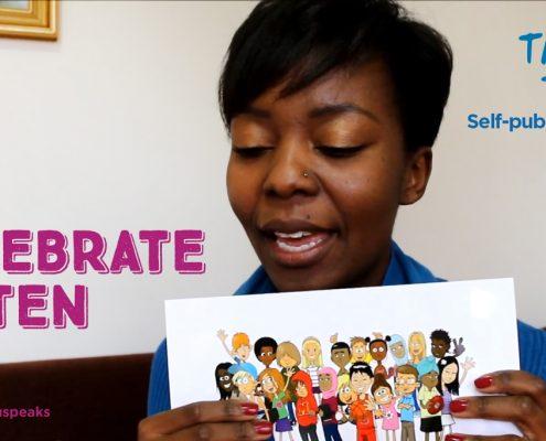11. Self-publish a book Taku Mbudzi Podcast Australia Celebrate Small Milestones