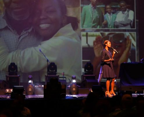 Taku Mbudzi Launch Youth Conference Motivational