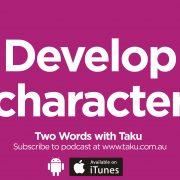 Taku Mbudzi Podcast Develop Characters Radio TV