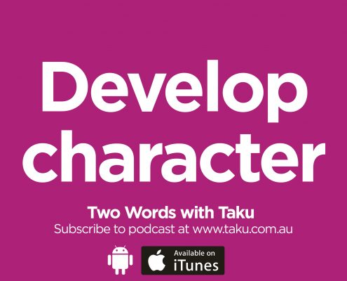 Taku Mbudzi Podcast Develop Characters Radio TV