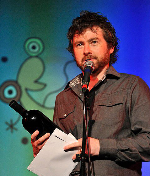 Gerard McCulloch Stand-up Comedy Writer
