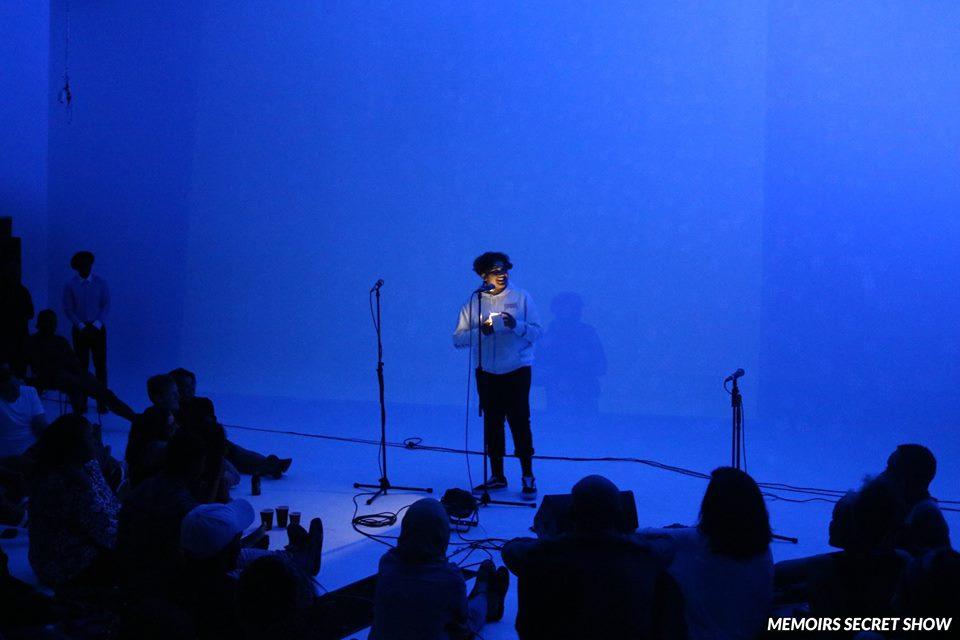 Memoirs Secret Show Spoken Word Tenda McFly