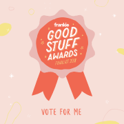 Good Stuff Awards frankie Writing Podcast Taku Mbudzi