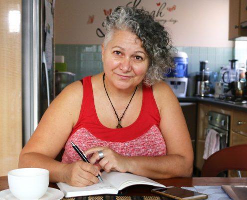 Katharina Keil Script Supervisor Australia Taku Podcast