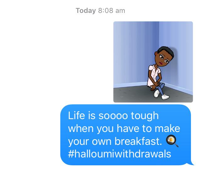 Emoji vs Bitmoji iPhone Taku Mbudzi Podcast Melbourne