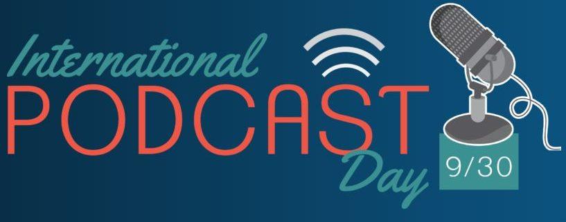 International Podcast Day Taku Mbudzi Australia