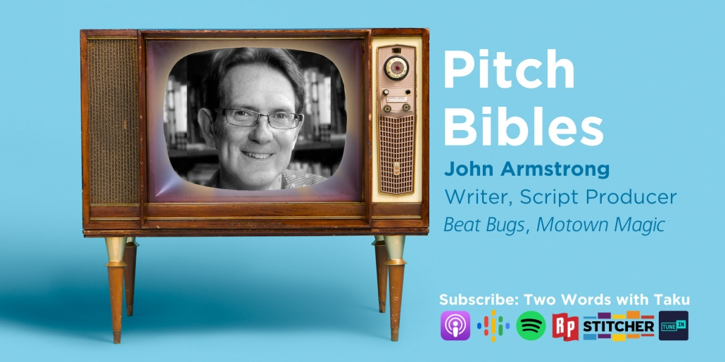John Armstrong Pitch Bible Taku Podcast