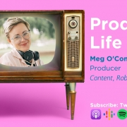 Meg O'Connell TV Producer Taku Podcast