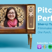 Sher-Li Tan Filmmaker Two Words Podcast